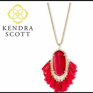Kendra Scott Betsy Necklace NWT